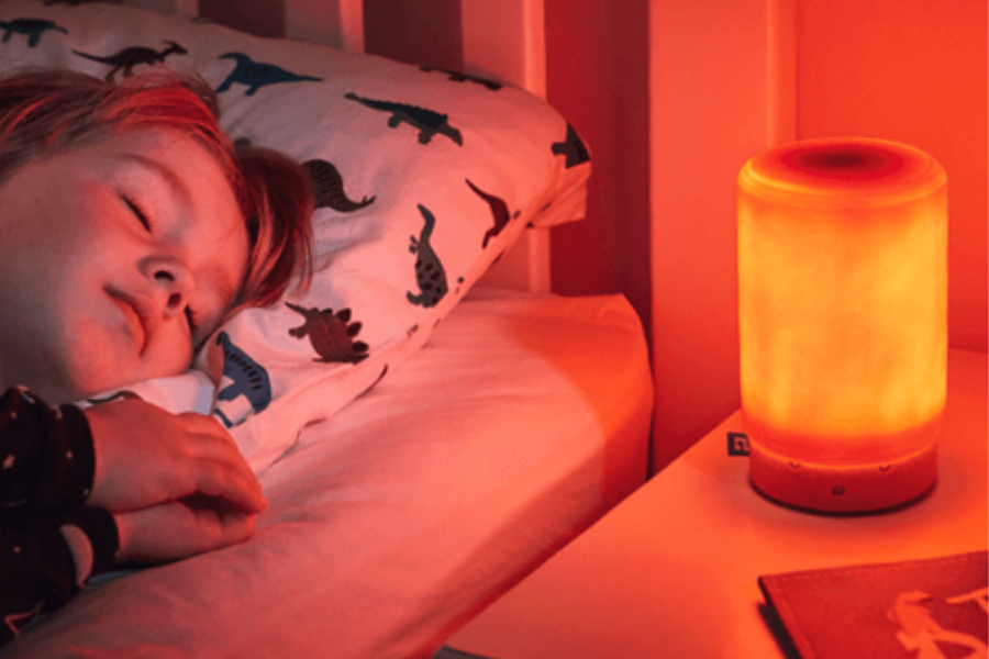 6 smart night lights: Suzy Snooze