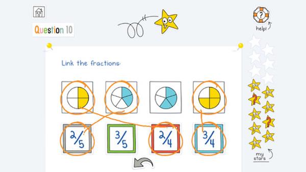Best math apps for kids: DoodleMaths