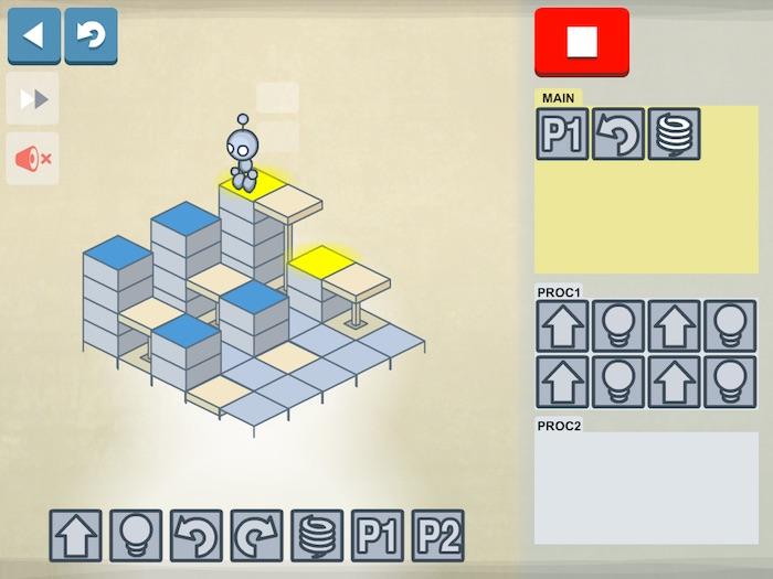 Best math apps for kids: LightBot