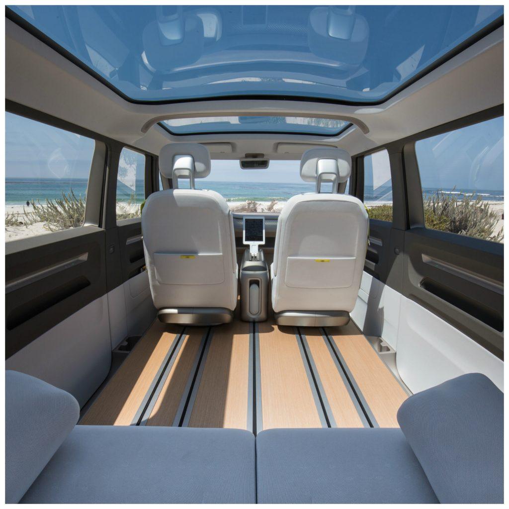 The Volkswagen I.D. Buzz Minibus
