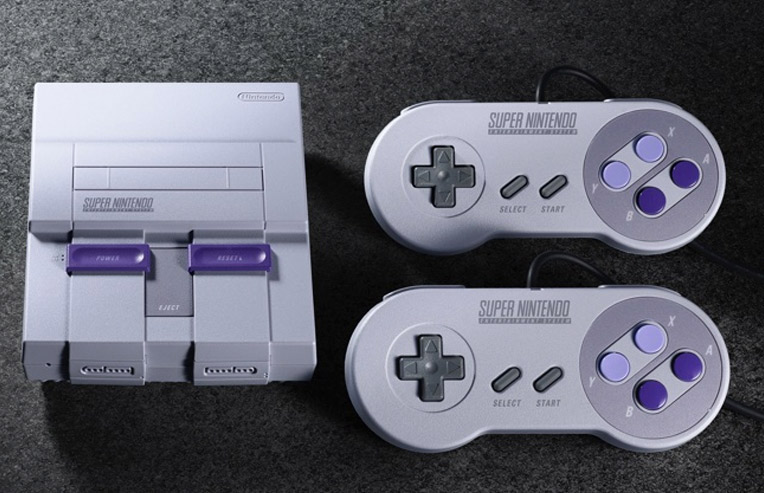 Nintendo's Mini Super NES Classic Is Now Available For Pre-order | Fatherly