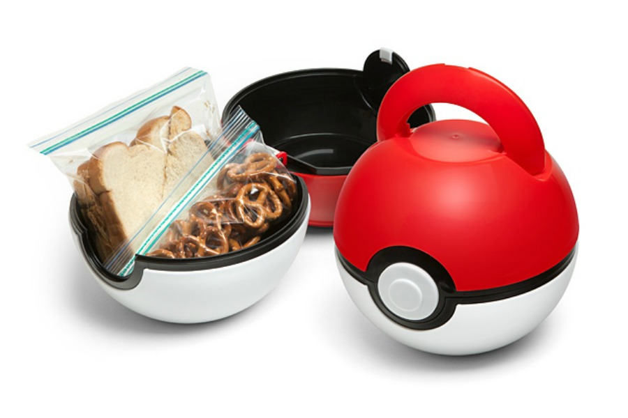 Pokeball lunch container