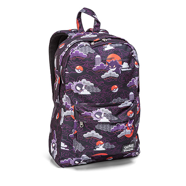 cool gamer school supplies | Pokemon Ghost Backpack | back to school shopping 2017