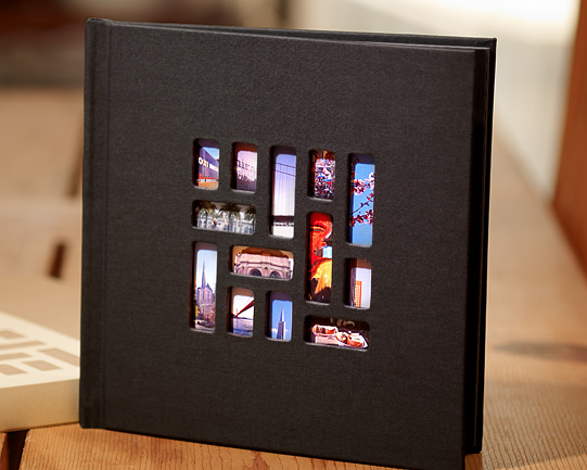 Mosaic photo books