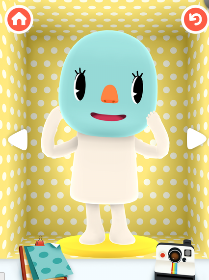 The new Toca Mini app: It's a small world after all.