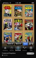 Comic books go green and ultra-portable
