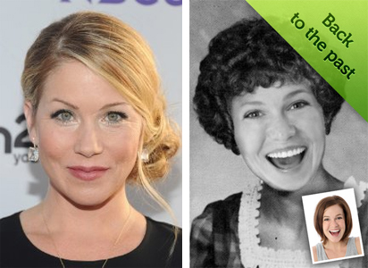 Oh Appy Day! featuring Christina Applegate