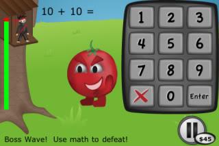 A math app for ninjas