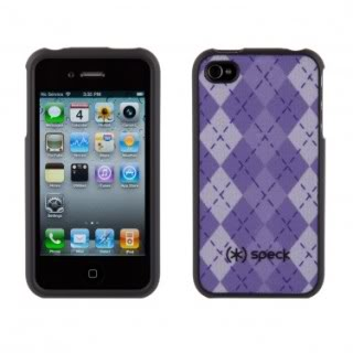 Perfect for fall – a speck of purple