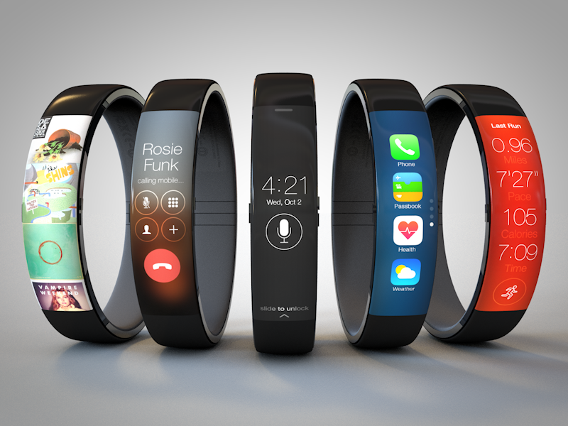 Piquing our Geek: The iWatch concept