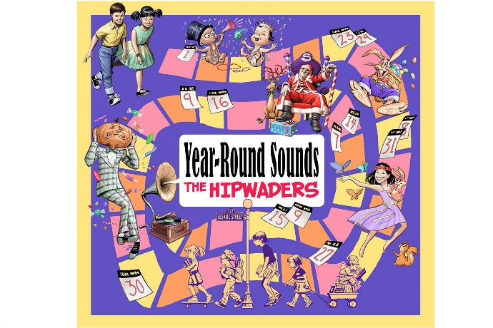 Halloween music for kids by the Hipwaders - Cool Mom Tech