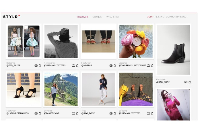 STYLR: Ever wanted to buy all the pretty things you see on Instagram? Now you can.