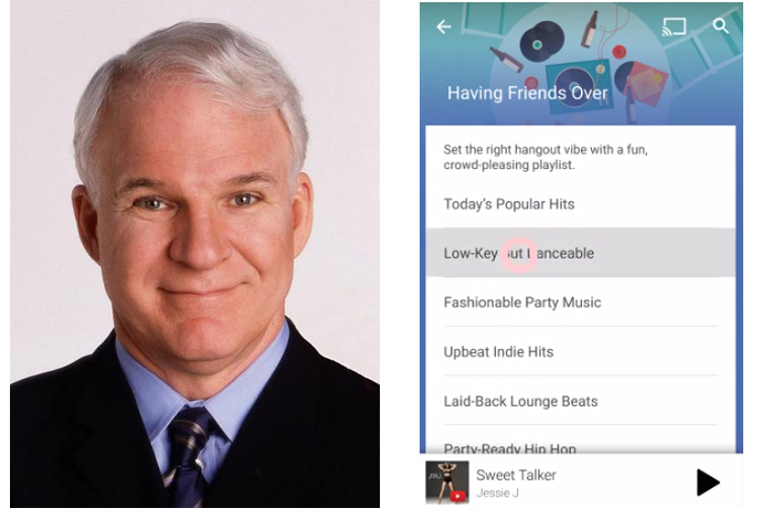Oh Appy Day! featuring Steve Martin