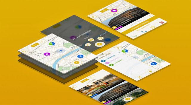Mapstr app: A brilliant way to track favorite places wherever you go.