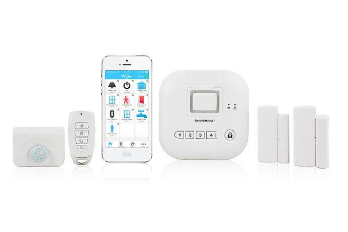 A security system to protect your house without a monthly fee