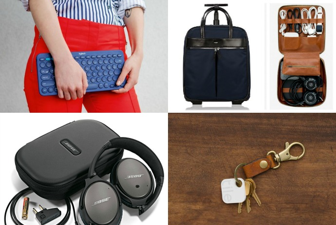 The coolest tech gifts for travelers: 2015 Tech Gift Guide