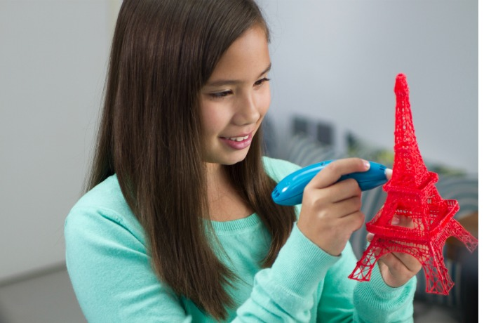 Just look what kids can make with the 3Doodler Start