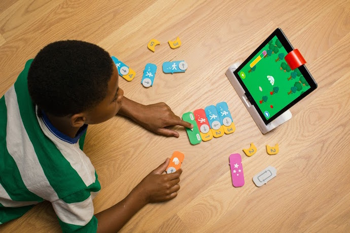 Osmo Coding is screen time you can feel good about.