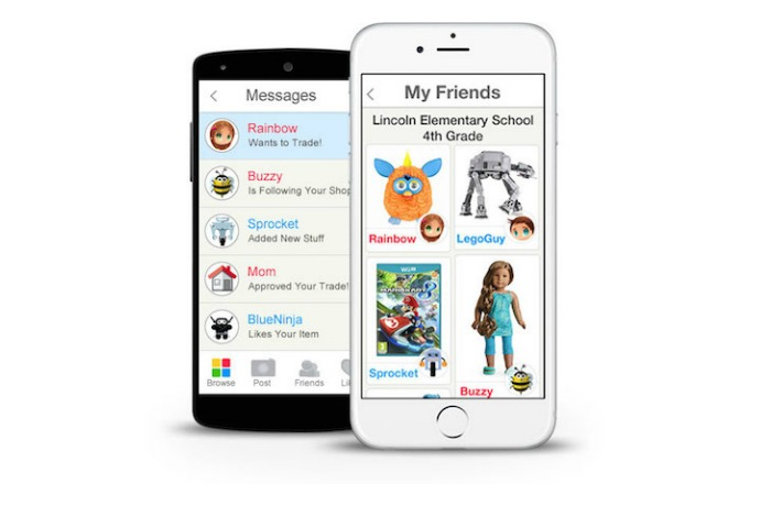 Kids Trade app: Our cool free app of the week