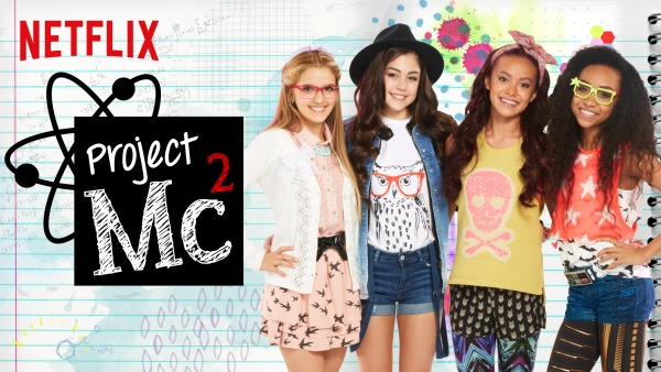 5 cool STEM TV shows for kids: Project MC2 on Netflix | Cool Mom Tech