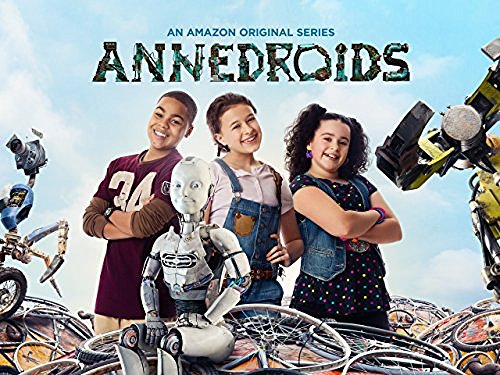 5 cool STEM TV shows for kids: Annedroids on Amazon Prime | Cool Mom Tech