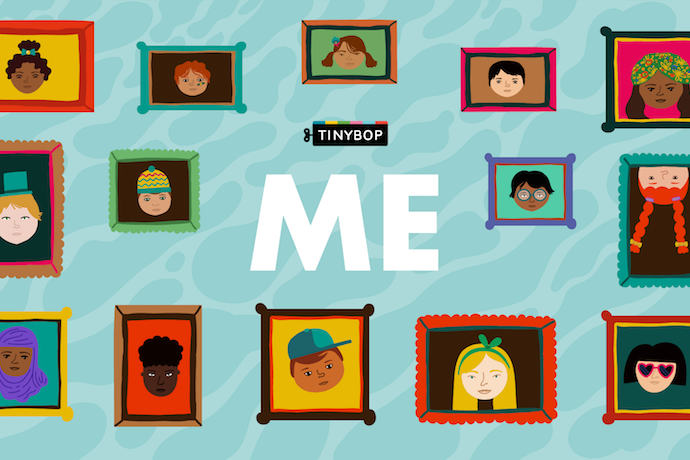 Me by Tinybop: A personal journal app that helps kids learn empathy