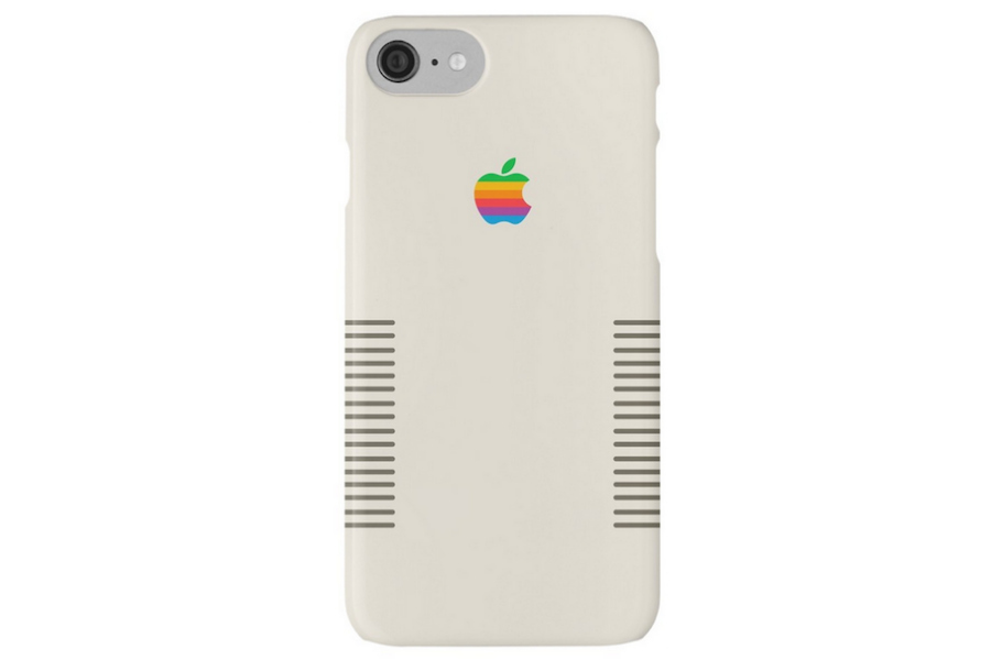 iPhone 8 Cases: Apple Retro