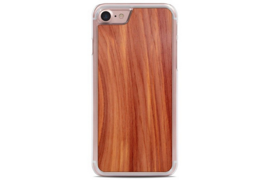 iPhone 8 Cases: Carved Eastern Red Cedar