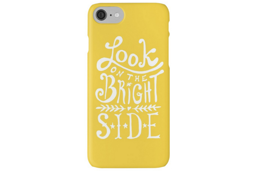 iPhone 8 Cases: Look On The Bright Side