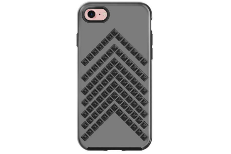 iPhone 8 Cases: Rebecca Minokk Incipio Gunmetal