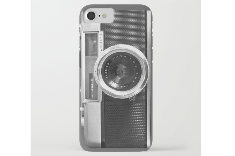 iPhone 8 Cases: Society6 Camera