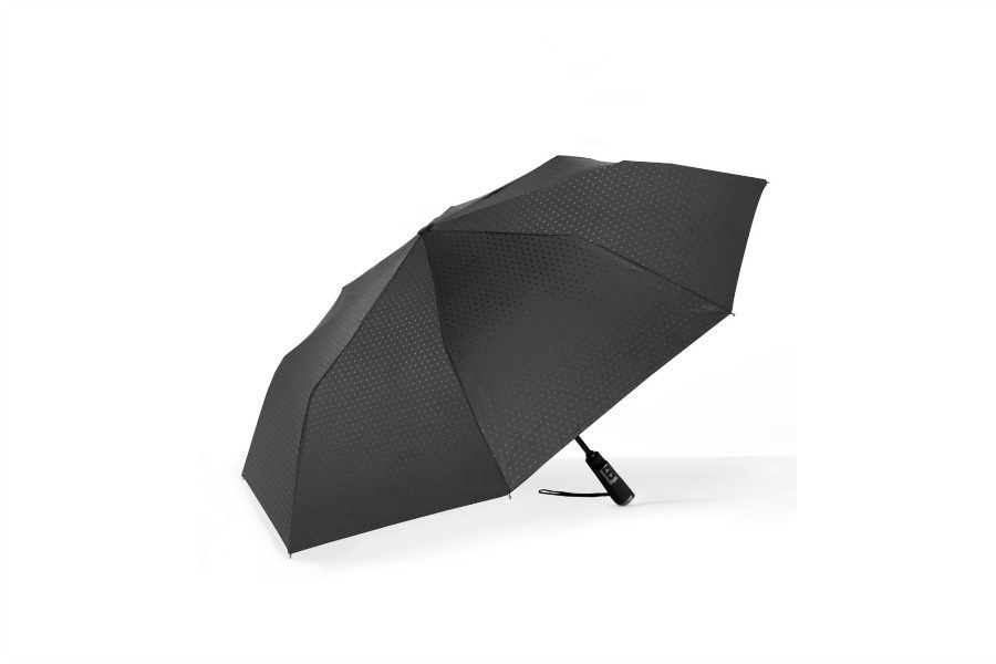 A high-tech umbrella even Mary Poppins would love.