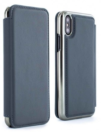 The coolest iPhone X cases: HORO leather folio