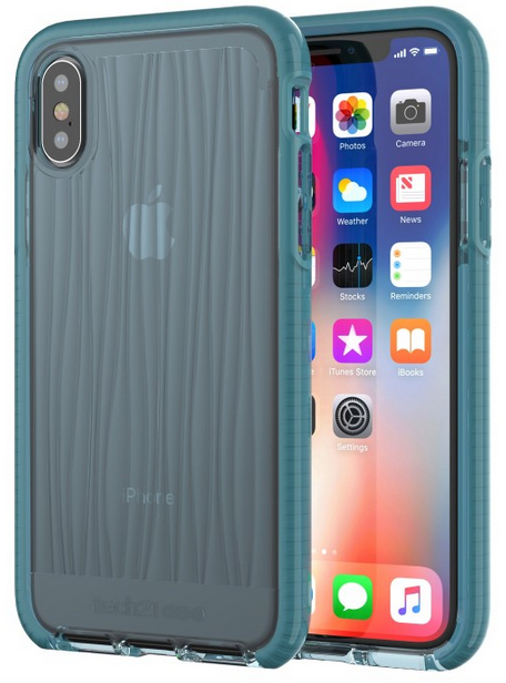 The coolest iPhone X cases: Tech21 Evo Wave