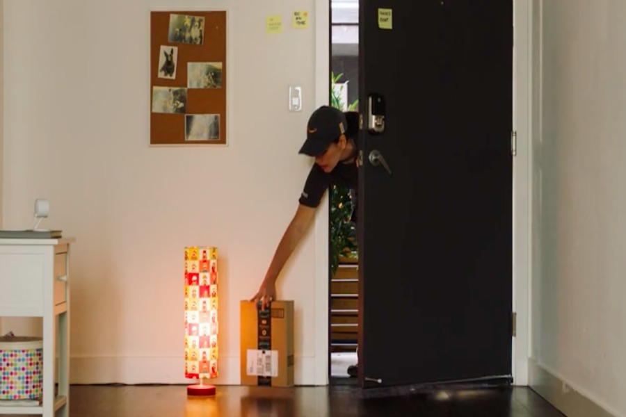 Amazon Key lets couriers deliver packages inside your home. Wait, what?