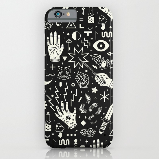 Halloween iPhone cases: Witchcraft