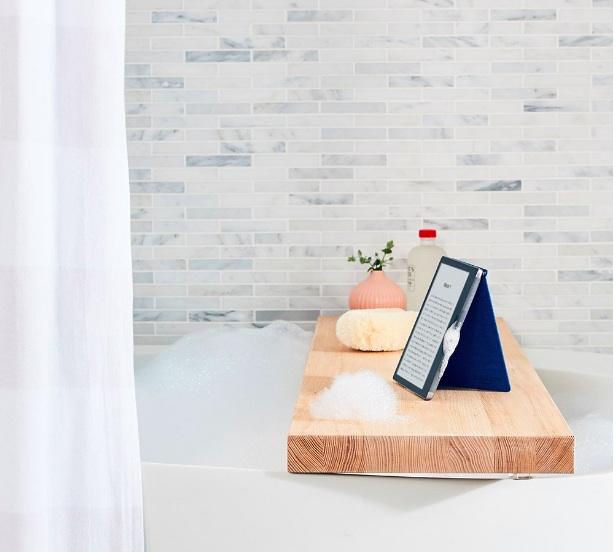 Kindle Oasis on Cool Mom Tech