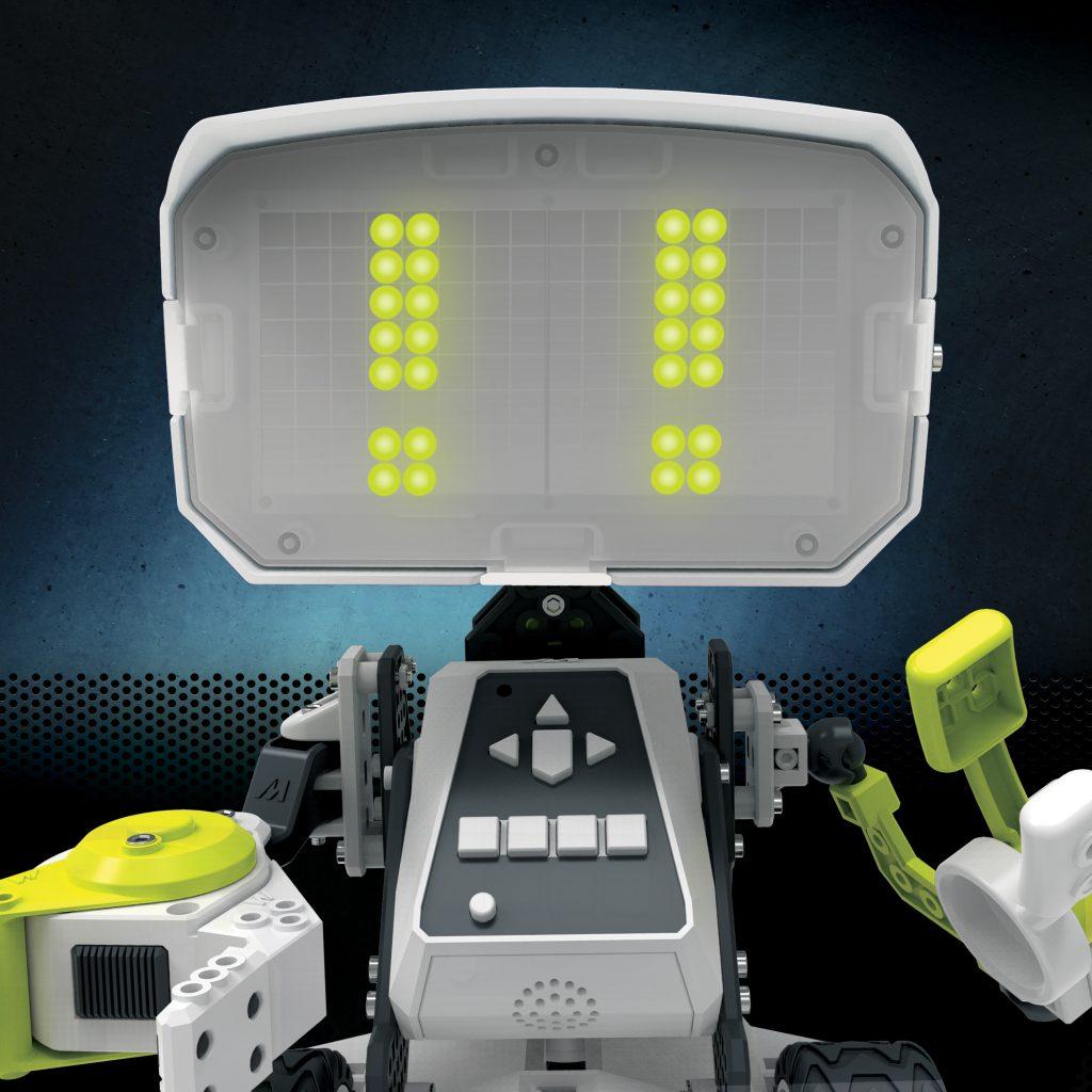 The Meccano M.A.X. robot | sponsor