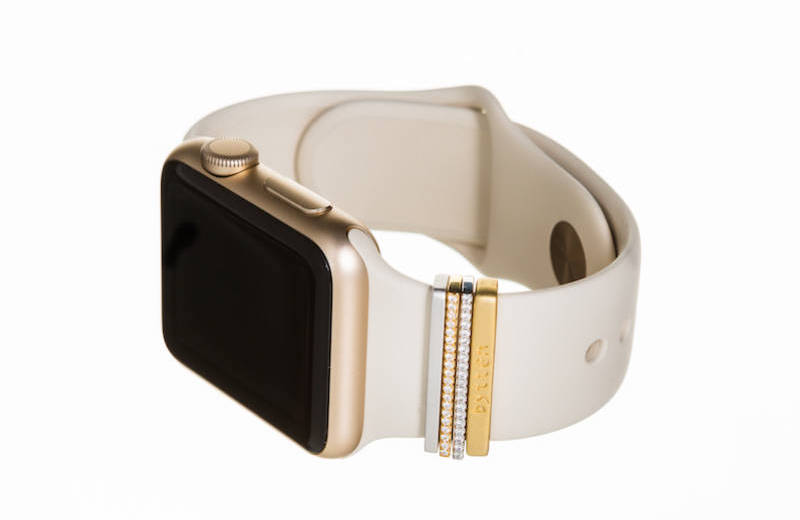 Best Apple Watch accessories: GlamStack bling at Bytten on Etsy | Holiday Tech Guide 2017