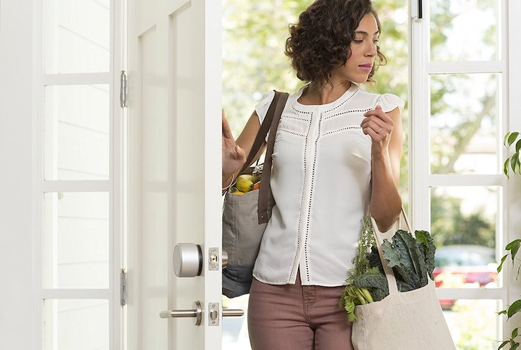 Smart locks for families: August