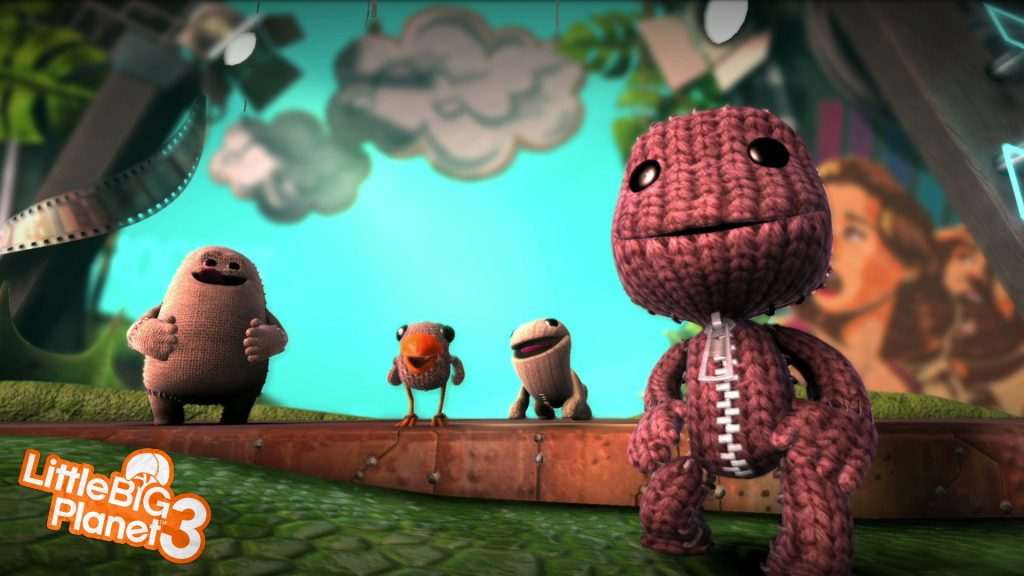 Favorite family video games: LittleBigPlanet 3