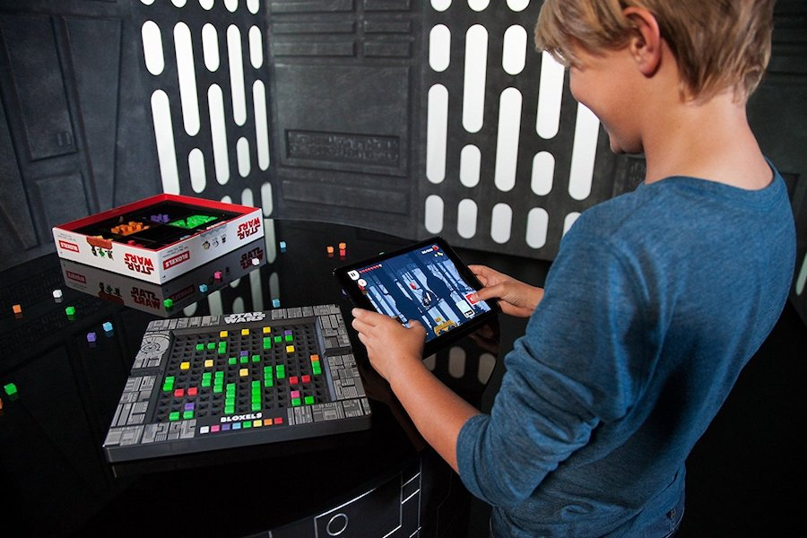 Best STEM gifts for kids: Bloxels Star Wars