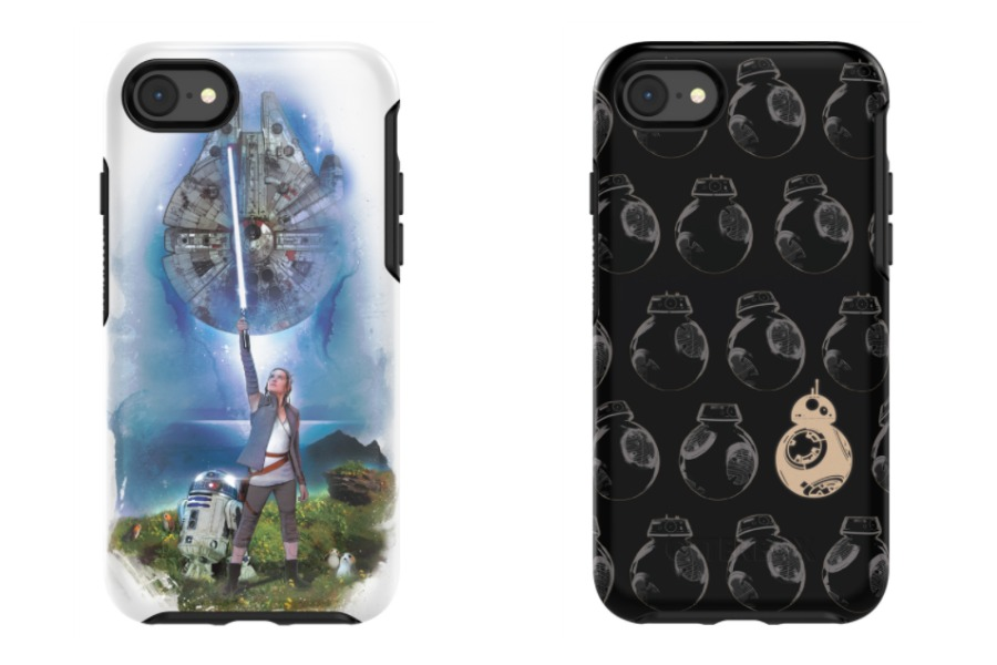 How to set up a smart phone for kids | Get a good case, like the Star Wars cases from Otterbox