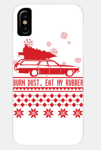 Holiday iPhone Cases: Christmas Vacation Sweater | 2017 Holiday Tech Gift Guide