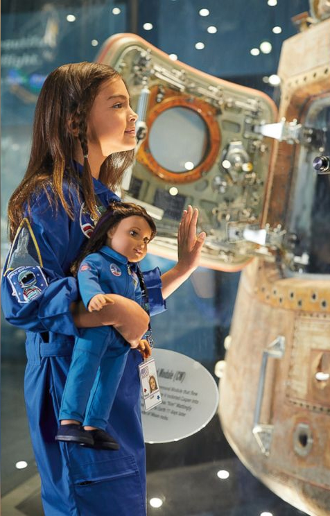 STEM American Girl | 2018 Girl of the Year Luciana Vega