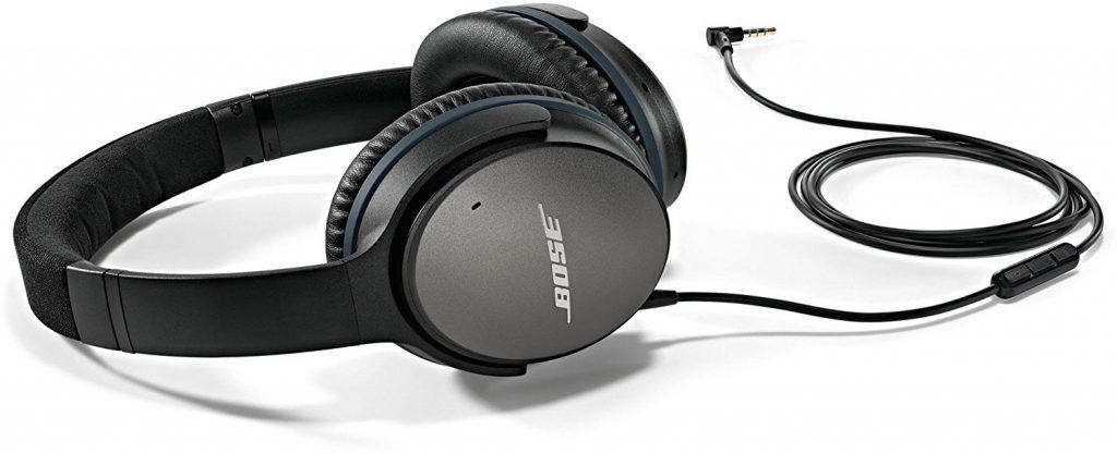 Bose QuietComfort Noise Cancelling Headphones on sale