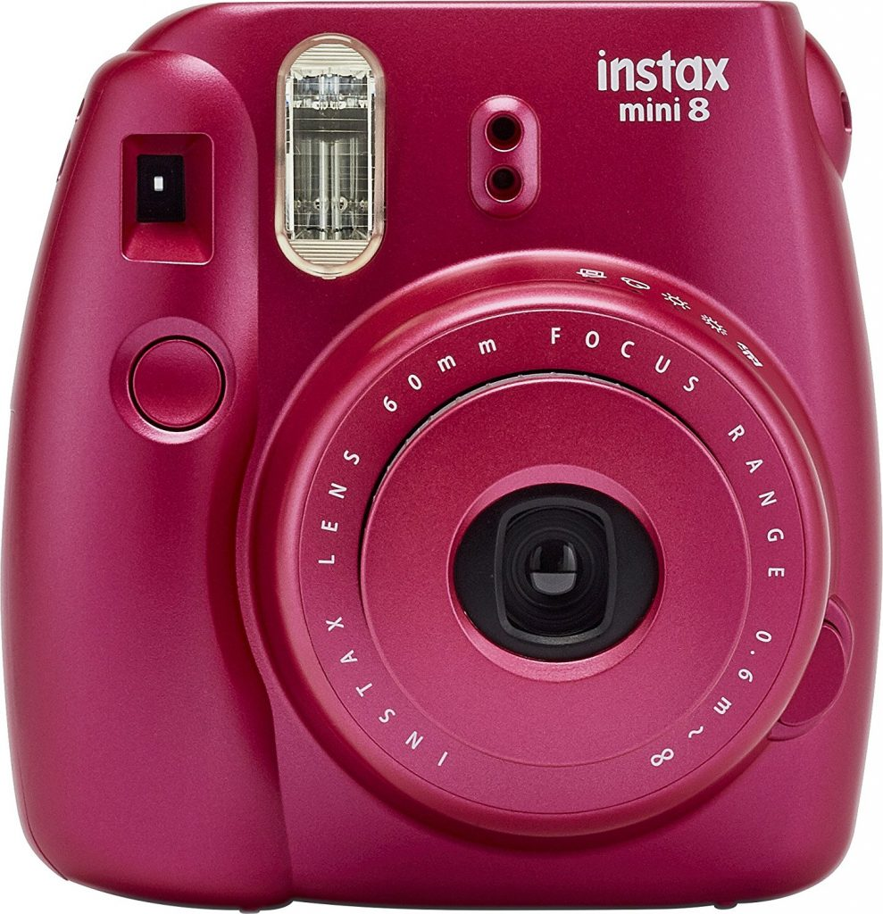 Fujifilm Instax Mini 8 now on sale in gorgeous colors!