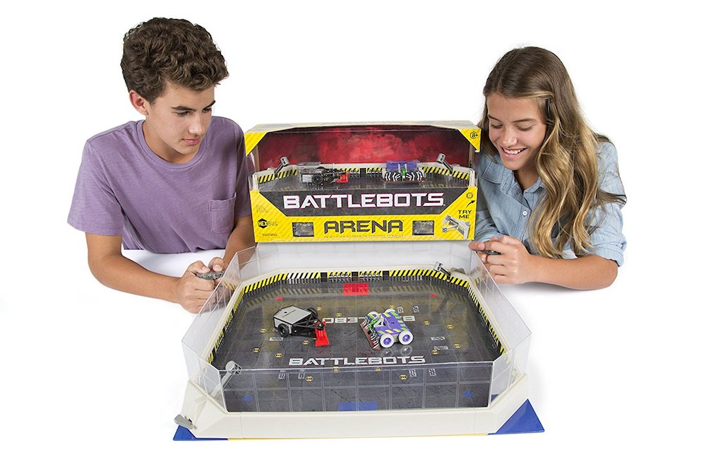 Best STEM toys for kids: HexBug BattleBots