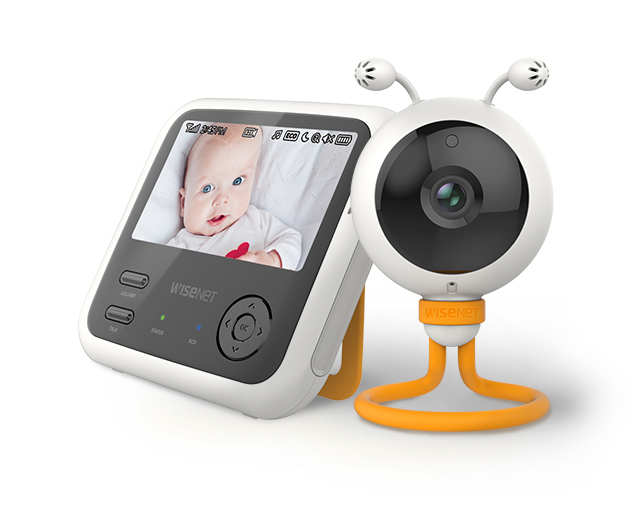 Babyview Eco by wisenet has some fantastic features