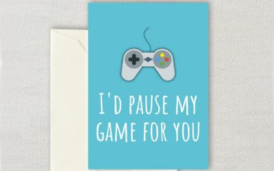 17 of our favorite geeky Valentine's cards for your favorite geeky valentine.